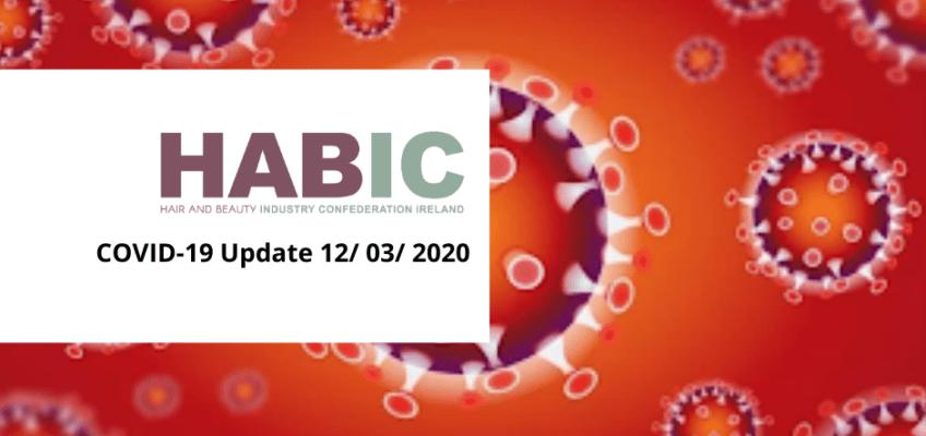 HABIC COVID-19 Update 12th Mar 2020