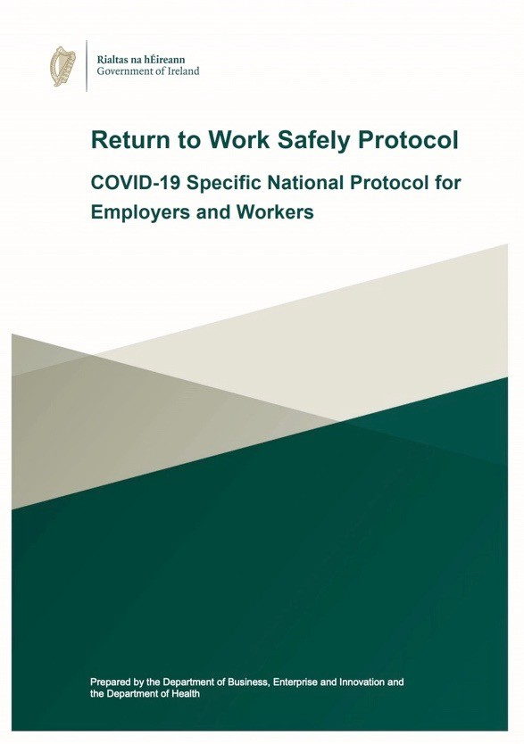 Gove.ie Return to Work Safely Protocol
