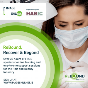 ReBound, Recover & Beyond for the Hair & Beauty Sector