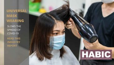HABIC supports Universal face covering