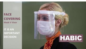 Face Covering - Masks V Visors