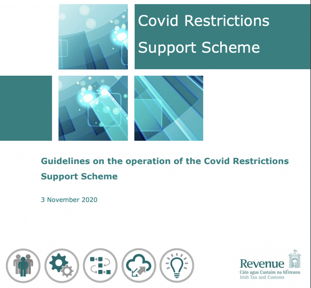 Your Guide to the Covid Restrictions Support Scheme (CRSS)