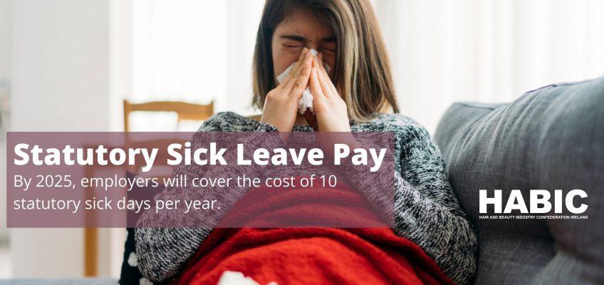 Statutory sick pay leave